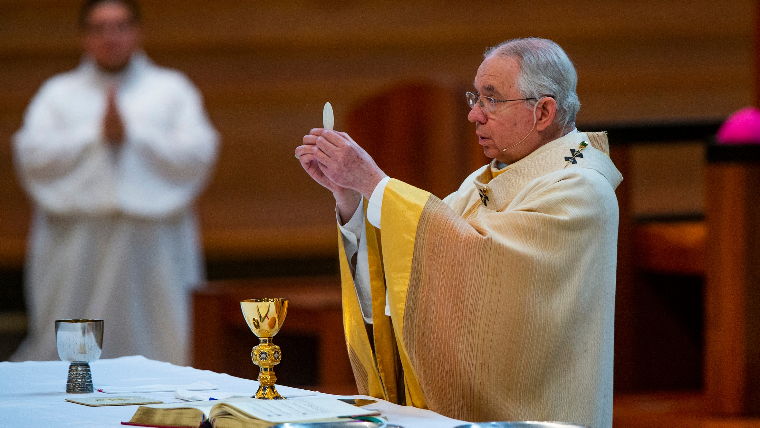 Jose H. Gomez, Los Angeles Archbishop Jose H. Gomez