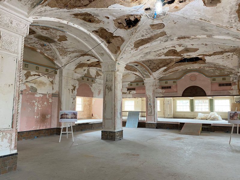 Inside The Massive Restoration Of The Historic Baker Hotel In Mineral Wells Texomashomepage Com
