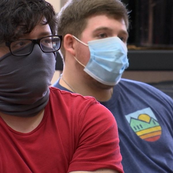 Students and staff at Midwestern State University will soon not be required to wear masks on campus
