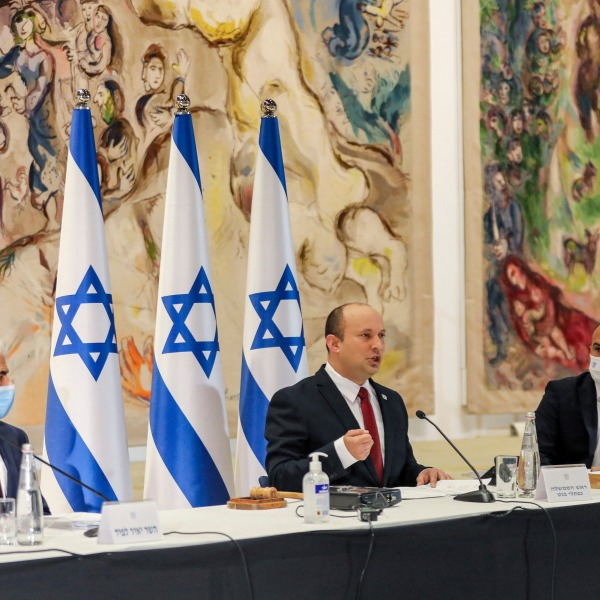Naftali Bennett,Yair Lapid