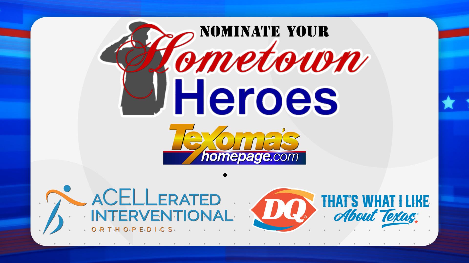 Hometown Heroes Texomashomepage