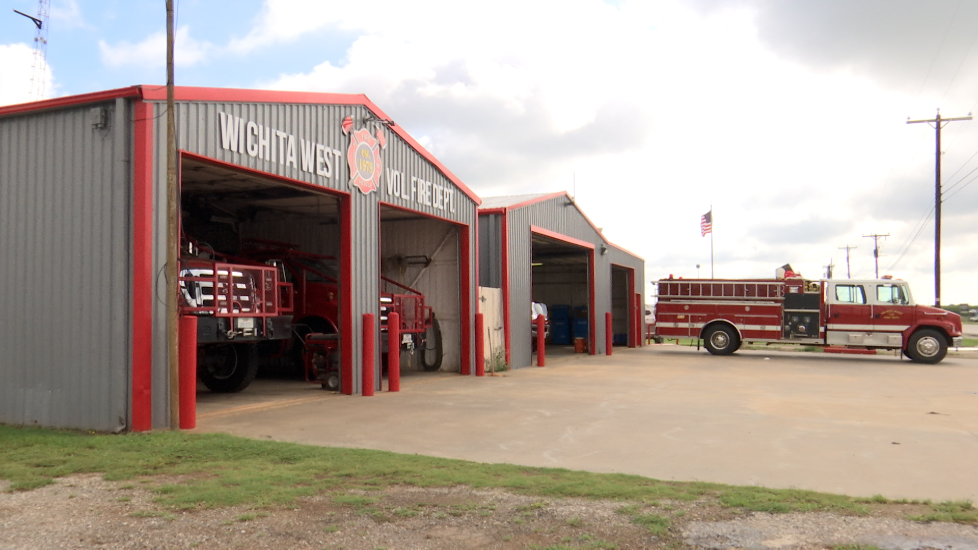 The men and women of the Wichita West Volunteer Fire Department dedicate their time protecting their neighbors in the event of a fire and other emergencies and they do this willingly, expecting nothing in return.