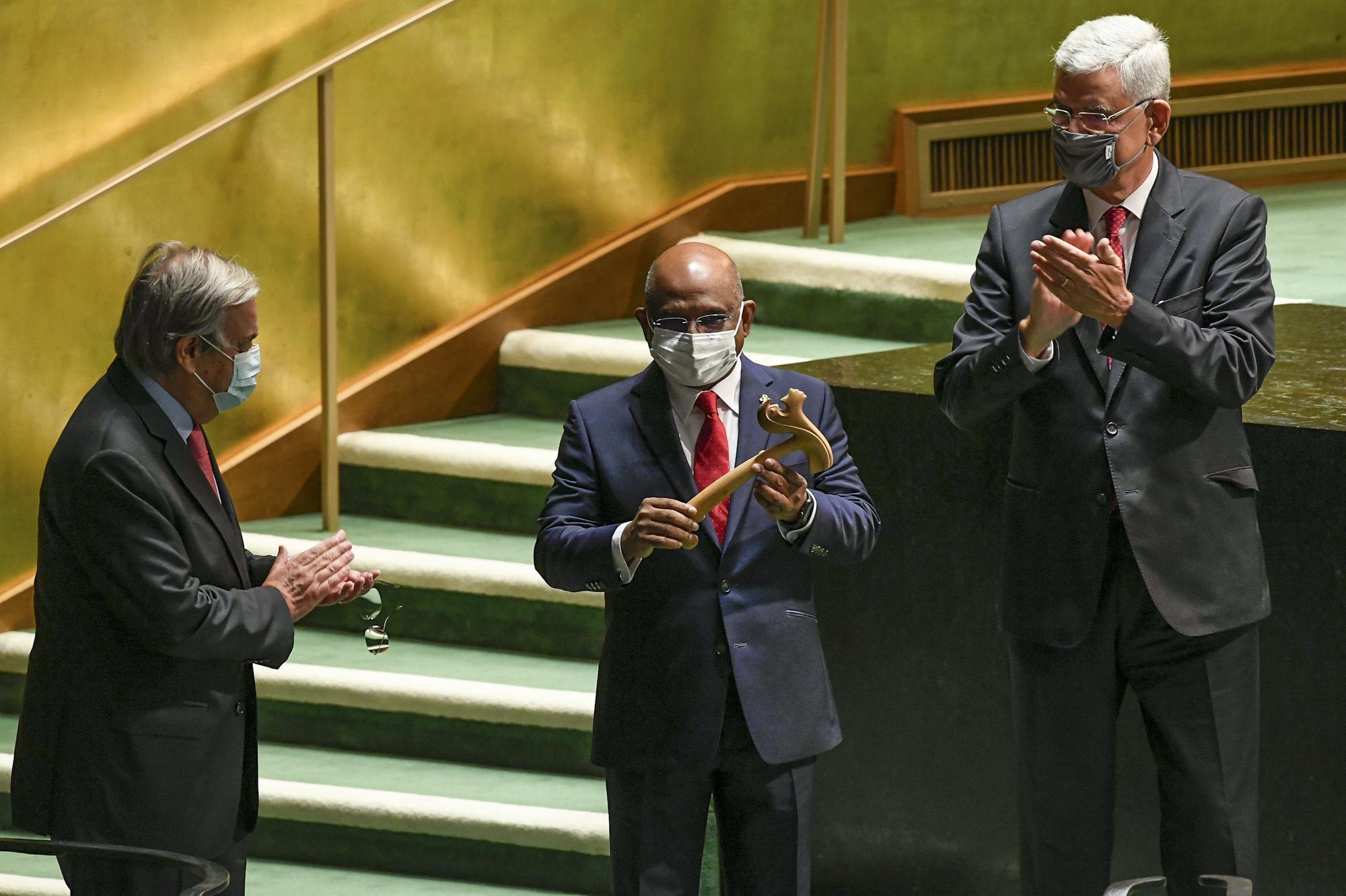 Bozkir, Shahid, Guterres