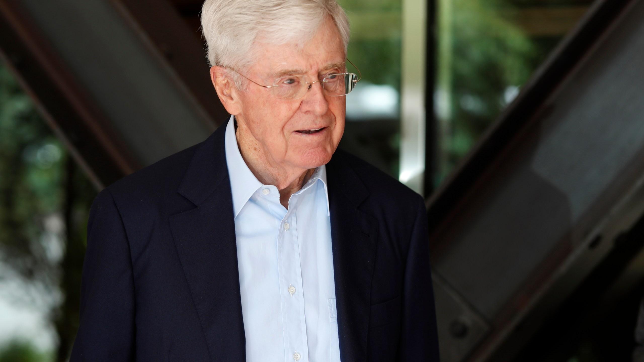 Charles Koch, r m